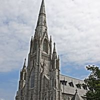 St Alphonsus Rock Church - Built 1867, Нортвудс