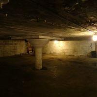 Creepy underground parking garage, Нортвудс