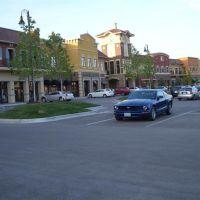 Briar Cliff Village shops, Kansas City, MO, Нортмур