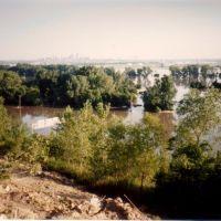 Missouri River Flood July 1993, Нортмур