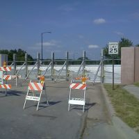 Riverside Flood Gate Q-3A, Нортмур