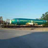 BNSF Rail Line, Нортмур