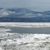 Newburgh River Front Ice, Ньюбург