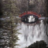 Oriental Bridge, Окленд-Парк