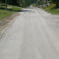 Smalltown Street, Maysville, Missouri, Олбани (Генри Кантри)