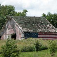 Flag Barn, Олбани (Генри Кантри)