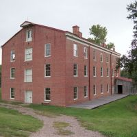 Watkins Woolen Mill, Олбани (Генри Кантри)