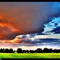 Midwest Sunset, Олбани (Генри Кантри)
