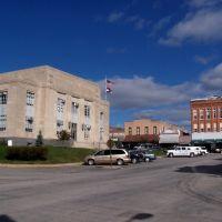 Courthouse Square, Bethany, Harrison County, Missouri, Олбани (Генри Кантри)