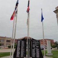 Veterans Memorial, Chillicothe, MO, Олбани (Генри Кантри)