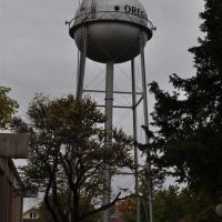 water tower, Oregon, MO, Олбани (Генри Кантри)