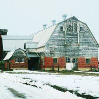 Barn near Chillicothe, MO, Олбани (Генри Кантри)