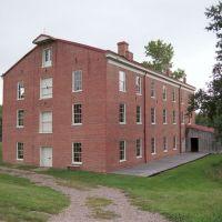 Watkins Woolen Mill, Олбани (Рэй Кантри)