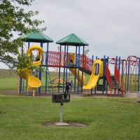 Play park at Zach Wheat Memorial Park, Олбани (Рэй Кантри)