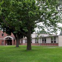 Clarke Co. Courthouse (1995)-Osceola IA 6-2011, Олбани (Рэй Кантри)