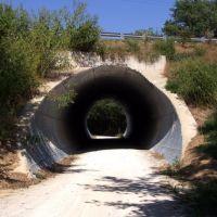 Katy trail underpass, Пакифик