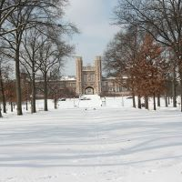 WUSTL in snow, Ричмонд Хейгтс