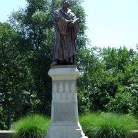 Luther Statue, Ричмонд Хейгтс