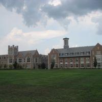 Anheuser-Busch Hall, Ричмонд Хейгтс