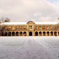 Ridgley Hall @ Washington University, Ричмонд Хейгтс