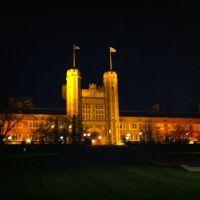 Washington University in St. Louis, Ричмонд Хейгтс