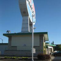 St Louis MO - Huge Amoco Sign, Ричмонд Хейгтс