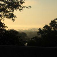 Foggy Sunrise, Сант-Чарльз