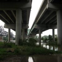 Trio of bridges, Сант-Чарльз