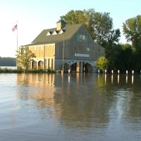 2008 Flood-Lewis & Clark Museum, Сант-Чарльз