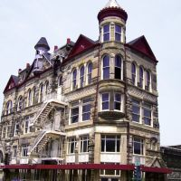 Trust Building, Седалиа