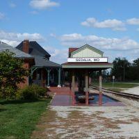 The Katy Depot - Katy Trail, Седалиа