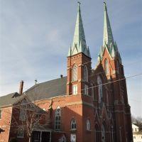 Sacred Heart Catholic Church, Sedalia, MO, Седалиа