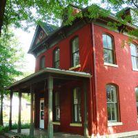 Jack Oakie Birthplace (1903), Седалиа