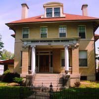 Heard Memorial Club House, Sedalia MO (1906), Седалиа
