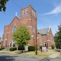 Saint Patrick Catholic Church, Sedalia, MO, Седалиа