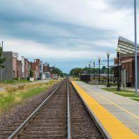 Amtrak Station - Sedalia, Missouri, Седалиа