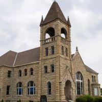 First Congregational Church - Sedalia, Missouri, Седалиа