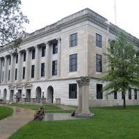 Pettis County Courthouse - Sedalia, MO, Седалиа
