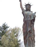 Statue of Liberty reproduction, St. Joseph, MO, Сент-Джозеф