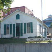 Jesse James Home, Сент-Джозеф