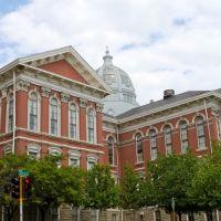 Buchanan County Courthouse, St Joseph, MO, Сент-Джозеф