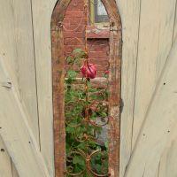 Gothic Tea House garden gate, Сент-Джозеф