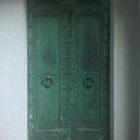 Tomb Door, Mt Mora Cemetery, St Joseph MO, Сент-Джозеф