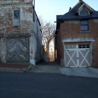 Alleys in St Joseph, Сент-Джозеф