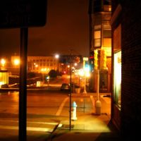 Downtown Saint Joseph at Midnight, Сент-Джозеф