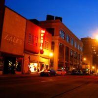 Felix Street in Saint Joseph, Missouri, Сент-Джозеф