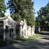 Mausoleum Row, Сент-Джозеф