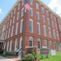 Historic 1858 Patee House Hotel, St. Joseph, MO, Сент-Джозеф