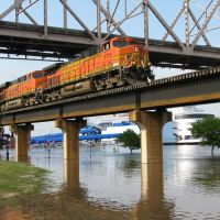 Flooded Mississippi: The Trains Still Run, Сент-Луис