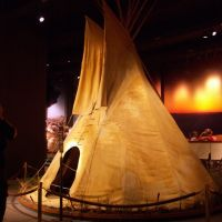 St. Louis - Usa - Museum of Westward Expansion, placed under the Gateway Arch, Сент-Луис